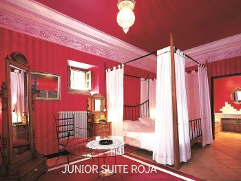 Junior Suite con Bañera Redonda